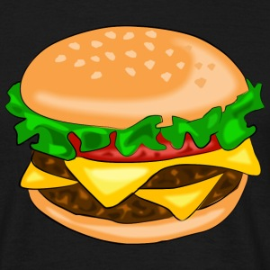 hamburger T-Shirts - Men's T-Shirt