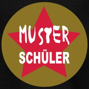 Musterschüler-Button - Teenager T-Shirt