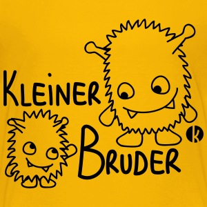 Little brother Shirts - Kinderen Premium T-shirt