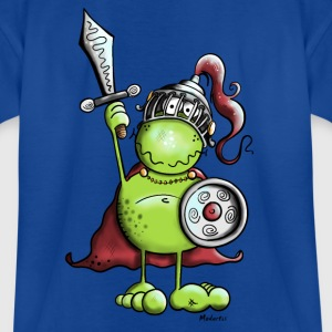 Funny Frog Knight Shirts - Kids' T-Shirt