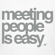 Motiv ~ Meeting people is easy
