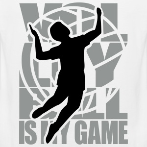 Volleyball is my Game  Volleyballer Volley Ball  Tank Tops - Männer Premium Tank Top