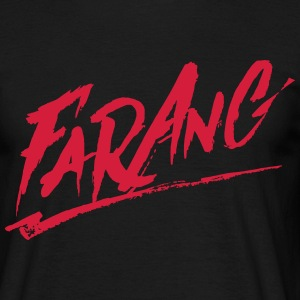 Farang – Full Moon Party Koh Phangan T-Shirts - Männer T-Shirt