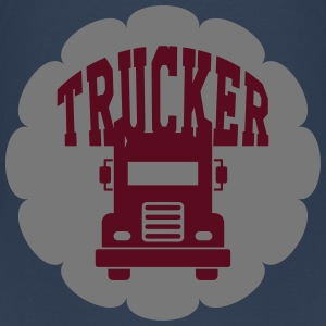 Trucker Skjorter - Premium T-skjorte for barn