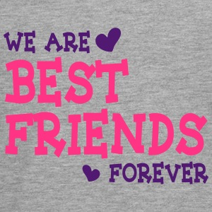 we are best friends forever ii 2c Long Sleeve Shirts - Teenagers' Premium Longsleeve Shirt