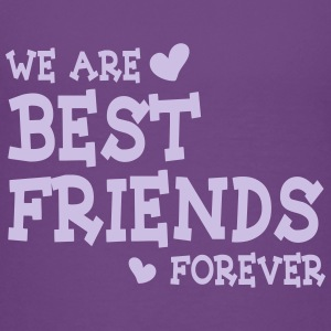 we are best friends forever ii 1c Shirts - Teenage Premium T-Shirt