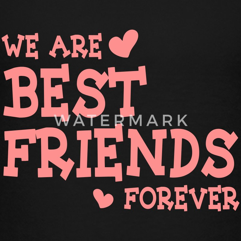 we are best friends forever ii 1c Shirts - Teenager Premium T-shirt
