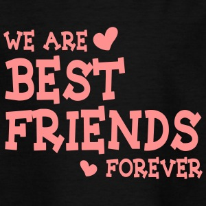 we are best friends forever ii 1c Shirts - Teenage T-shirt