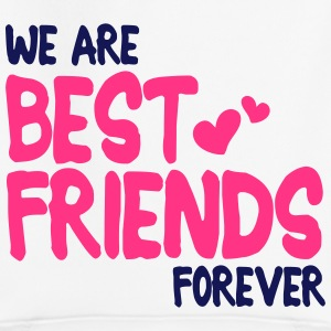 we are best friends forever i 2c Sudaderas - Sudadera con capucha premium niño