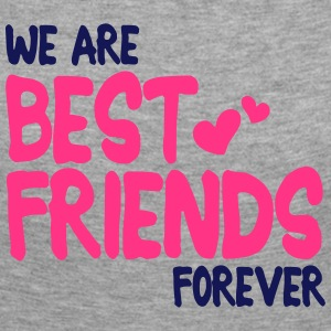 we are best friends forever i 2c Long Sleeve Shirts - Women's Premium Longsleeve Shirt