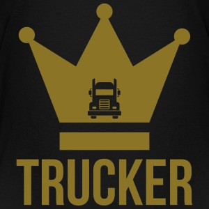 Trucker T-shirts - Teenager premium T-shirt