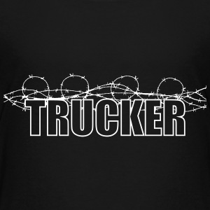 Trucker Shirts - Teenage Premium T-Shirt