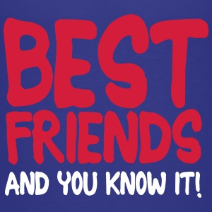 best friends and you know it ii 2c T-shirts - Teenager premium T-shirt