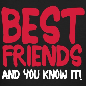 best friends and you know it ii 2c T-Shirts - Men's Organic T-shirt