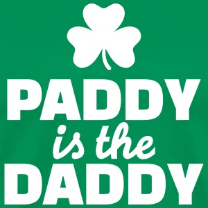 Paddy is the daddy T-Shirts - Männer Premium T-Shirt