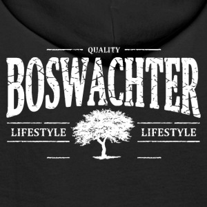 Boswachter Sweaters - Mannen Premium hoodie