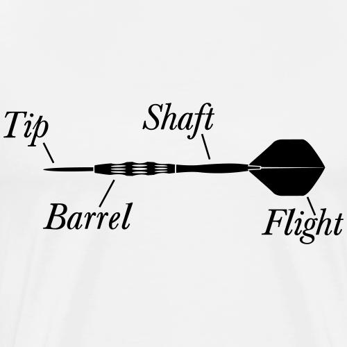 Dartpfeil Beschreibung