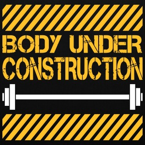 Body under construction Tassen & rugzakken - Tas van stof