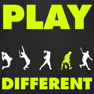 PLAY DIFFERENT T-Shirts - Men's V-Neck T-Shirt