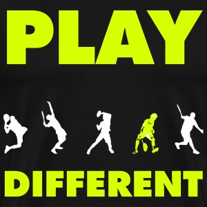 PLAY DIFFERENT - Männer Premium T-Shirt