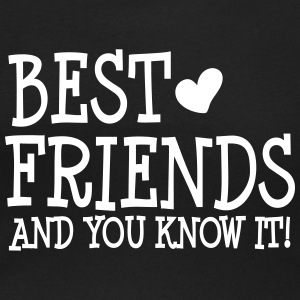 best friends and you know it ii  T-Shirts - Women's Scoop Neck T-Shirt