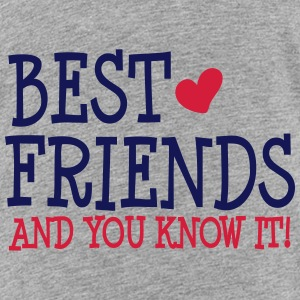 best friends and you know it ii 2c Camisetas - Camiseta premium niño