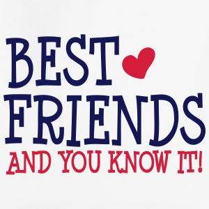 best friends and you know it ii 2c Sweatshirts - Premium hættetrøje til børn