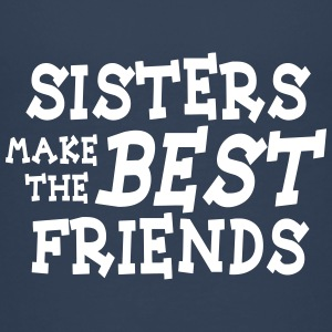 sisters make the best friends 2c T-Shirts - Teenager Premium T-Shirt