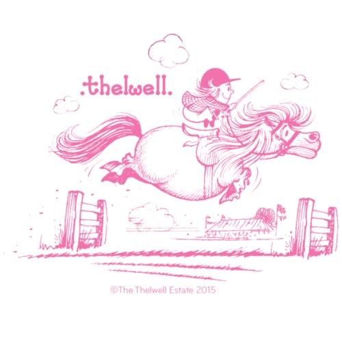 PonySprung Rosa Thelwell Cartoon