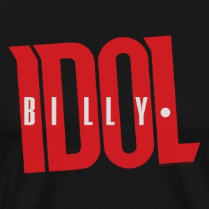 Billy Idol - T-shirt Premium Homme