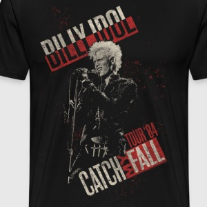 Catch My Fall Billy Idol - Männer Premium T-Shirt