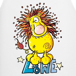 Astrological Sign Lion  Aprons - Cooking Apron
