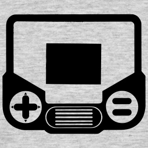 LCD Electronic Gaming T-Shirts - Men's T-Shirt
