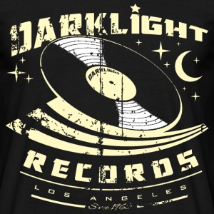 Darklight Records - Männer T-Shirt