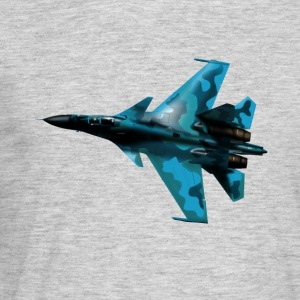 Fighter Su-33 T-Shirts - Men's T-Shirt