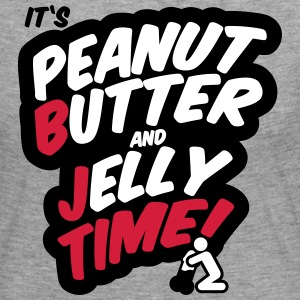 Peanut butter and jelly time, blowjob Long Sleeve Shirts - Women's Premium Longsleeve Shirt