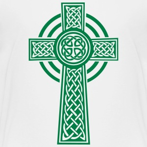 Celtic cross T-Shirts - Teenager Premium T-Shirt