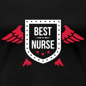 Best Nurse T-Shirts - Women's Premium T-Shirt
