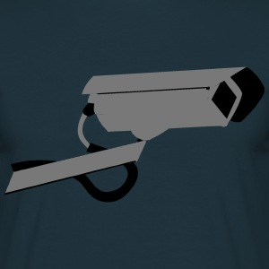Security camera T-Shirts - Men's T-Shirt