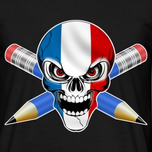 France liberté expression presse 09 Tee shirts - T-shirt Homme