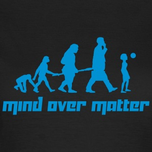 Mind over Matter (Vector) - Women's T-Shirt