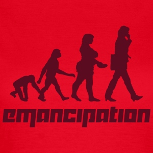 Emancipation (Vector) - Women's T-Shirt