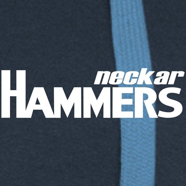 Hammers & Logo Kapuzenjacke