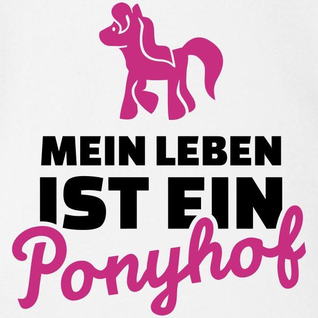 mein leben ist ein ponyhof