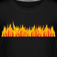 Design ~ Płomienna koszulka