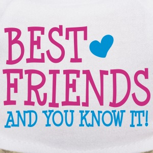best friends and you know it ii 2c Peluches - Nounours
