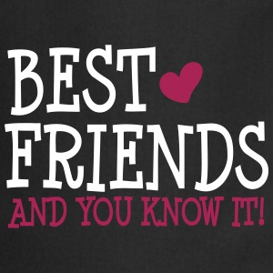 best friends and you know it ii 2c  Aprons - Cooking Apron