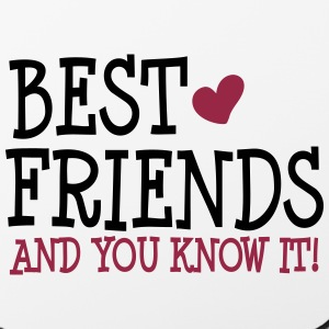 best friends and you know it ii 2c Hoesjes voor mobiele telefoons & tablets - iPhone 4/4s hard case