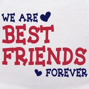 we are best friends forever ii 2c Peluches - Osito de peluche