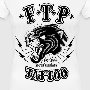 Tattoo Panther - Frauen Premium T-Shirt